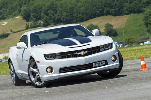 Chevrolet PR-Dreh