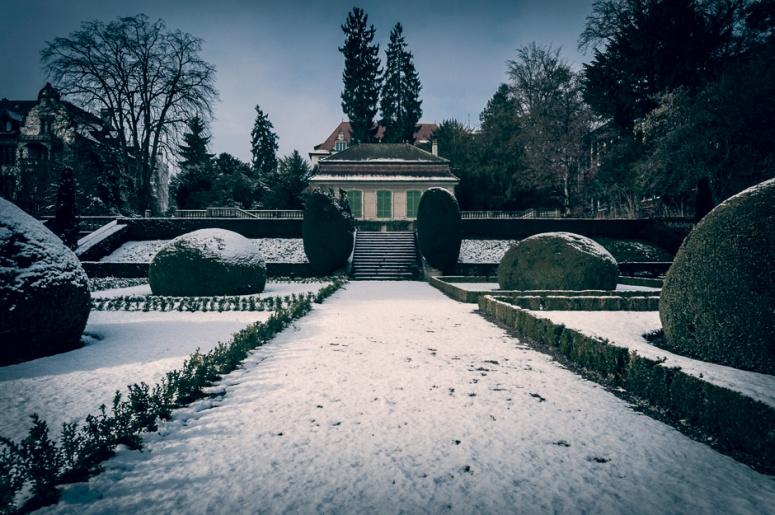 Brown Boveri Park, Baden