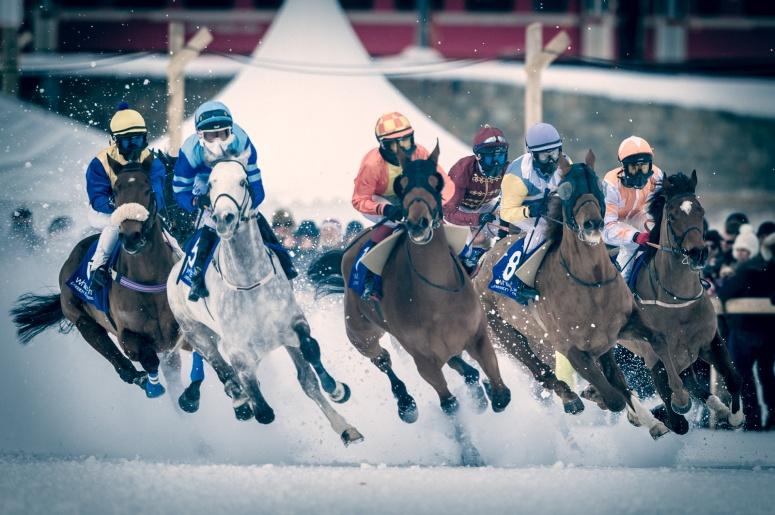 White Turf St. Moritz 2015