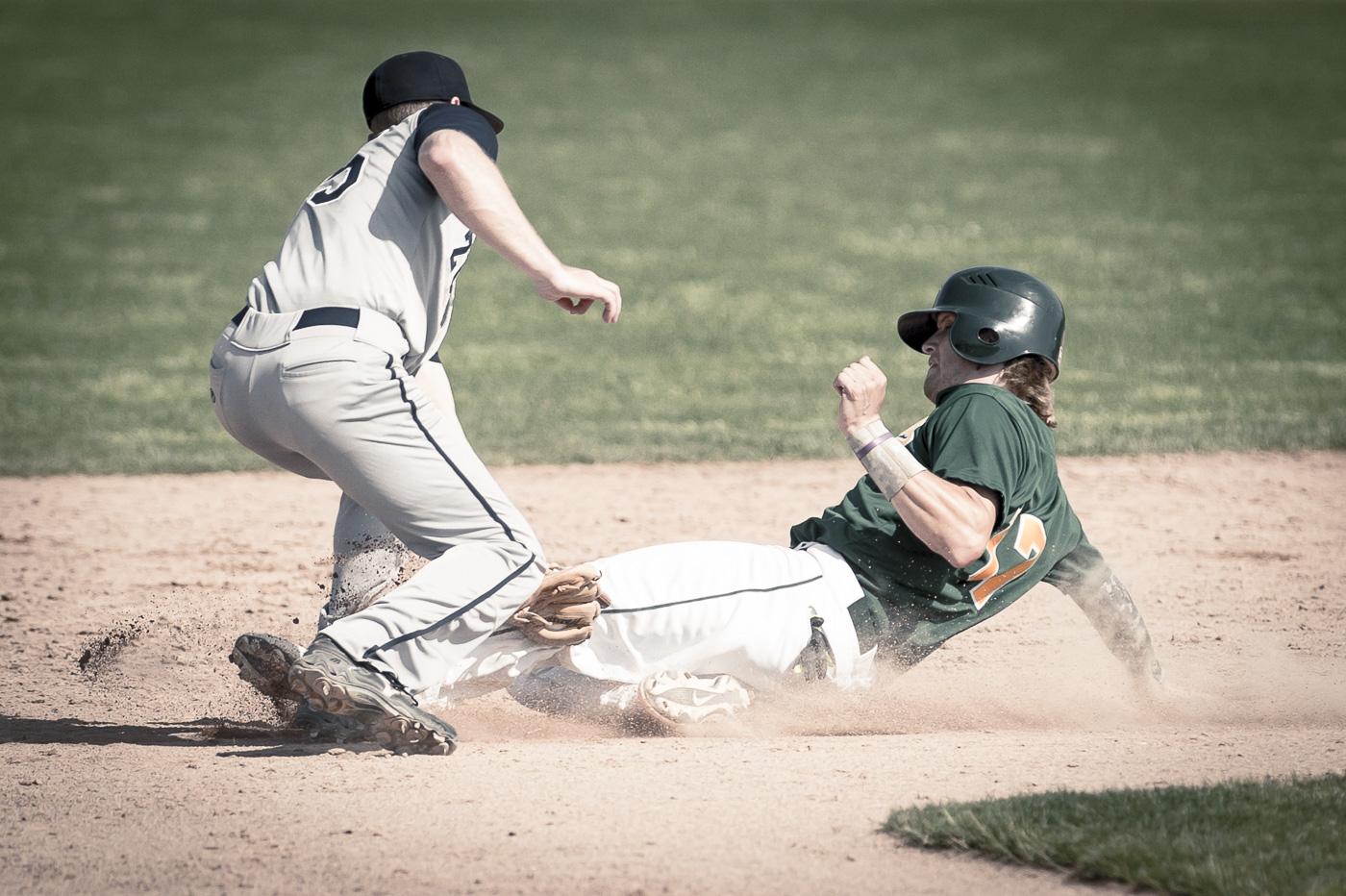 04.07.2015, Baseball: Zürich Challenger vs Zürich Barracudas