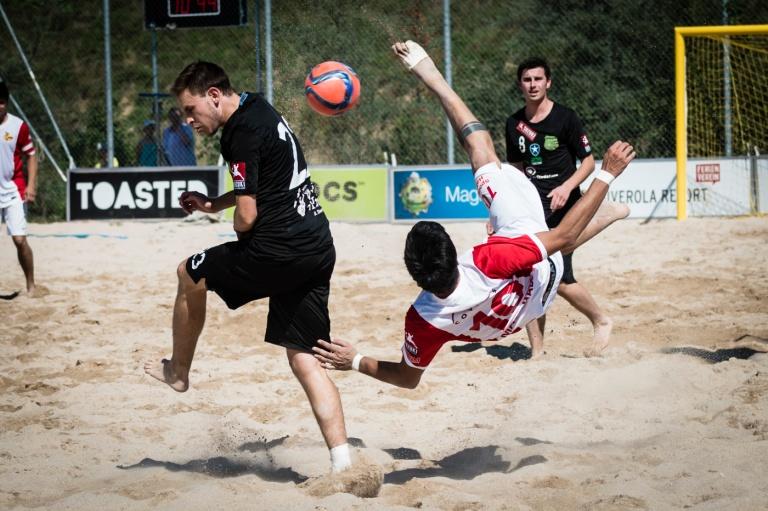 30.08.2015, Beach Soccer, Birr