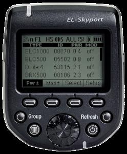 Elinchrom EL-Skyport HS