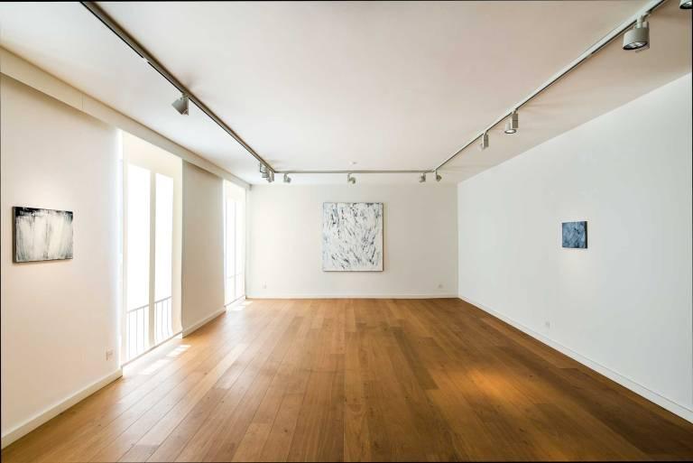 Raimund Gierke | Weiss bewegt | Galerie Dierking
